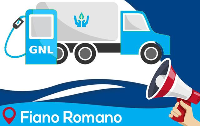 GNL Fiano Romano